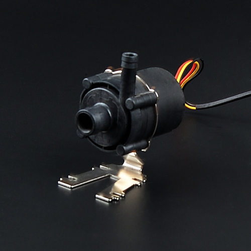 Syscooling high quality black electromotor-pump computer cpu water cooling pump